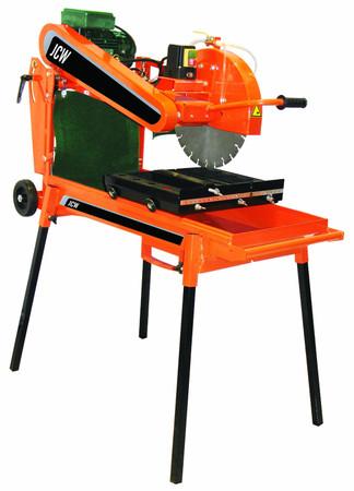 NORTON Clipper Tischsäge CM 400 Junior (JCW 600) Trennsäge + 5x ø 350 mm Beton  – Bild 1