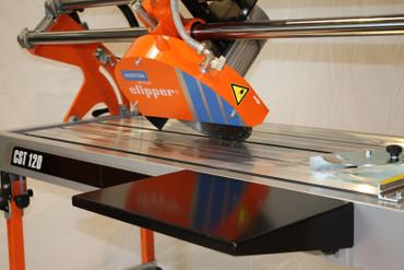 NORTON Clipper Tischsäge CST 120 Aluminium Alu Trennsäge CST120 + 5x Diascheibe – Bild 4