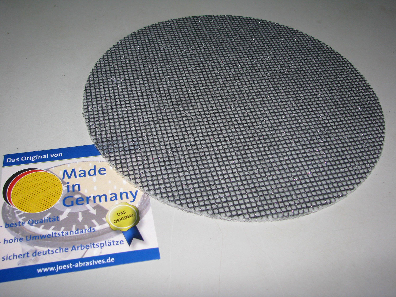 10 Schleifpapier perforiert K 40 60 80 100 120 Superpad P ø 225  Eibenstock ELS