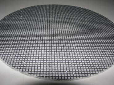 10x Klett-Schleifpapier K 80 Schleifgitter Gitter ø 225 für Flex WSE WST GE 5 R – Bild 3