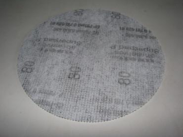 25x Klett-Schleifpapier K 80 Schleifgitter Gitter ø 225 für Flex WSE WST GE 5 R – Bild 5
