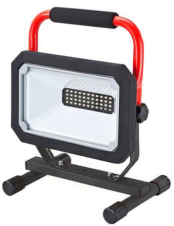 LED-Baustrahler IP 65 Strahler 23 W 2000 lm 6400 K Bauleuchte Fluter Baulampe – Bild 1