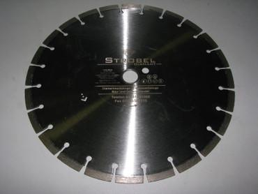 Diamantscheibe ø 350 mm BETON Bordstein Laser Diamanttrennscheibe Trennscheibe – Bild 1