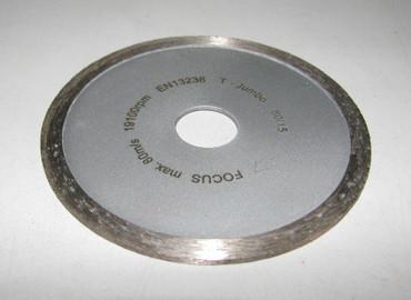Diamanttrennscheibe ø 80 / 15 mm Trennscheibe Fliesen Makita Diamantscheibe 85 – Bild 2