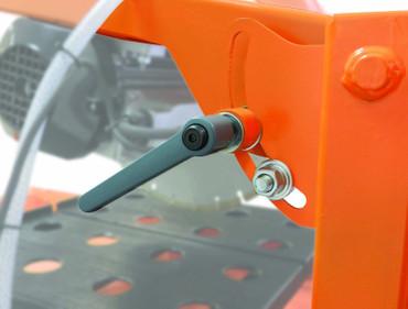 NORTON Clipper Tischsäge CM42 Compact Trennsäge + ø 350 mm Beton CM 42 wie CM41 – Bild 5