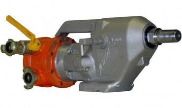Diamant-Kernbohrgerät CARDI Pneumatic PN 500 Kernbohrer Luftantrieb pneumatisch - mit Schalldämpfer – Bild 2