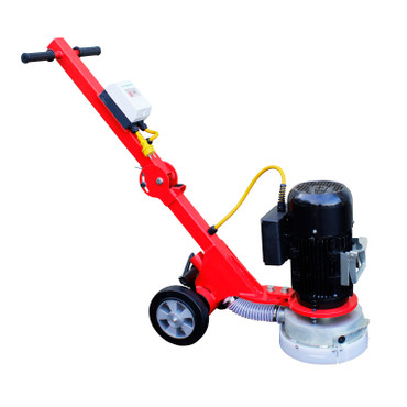 Bodenschleifmaschine BS 250 Bodenschleifer Betonschleifer Sanierungsschleifer  – Bild 1
