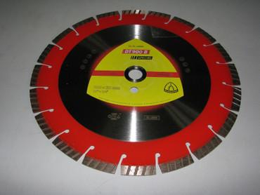 Klingspor DT 900 B Special ø 300 mm BETON Turbo Diamanttrennscheibe Trennscheibe – Bild 1