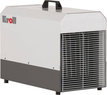 Kroll Elektroheizer E 12 Elektro Heizer 6/12 kW 735 m³/h Heizung Elektroheizung