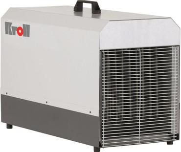 Kroll Elektroheizer E 18 Elektro Heizer 12/18 kW 960 m³/h Heizung Elektroheizung
