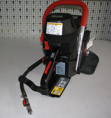 Benzinsägekopf ICS 680 ES GC Benzin-Kettensäge ohne Kette + Schwert Diamantsäge – Bild 5