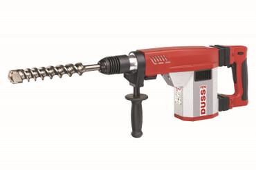 DUSS Kombihammer PX 78 Set - Bohrhammer 7 kg Meißelhammer SDS-max 1500 Watt – Bild 1