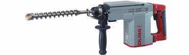 DUSS Kombihammer P 30 Set - Bohrhammer 4,5 kg Meißelhammer 13 mm Sechskant 710 W – Bild 1