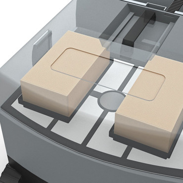 MENZER Industriestaubsauger VC 790 PRO Staubsauger 25 Liter automatisch Sauger  – Bild 5