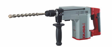 DUSS Kombihammer P 26 C Set - Bohrhammer 3,9 Meißelhammer 13 mm Sechskant 710 W – Bild 1