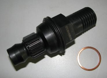 """Adapter Bohrkrone Kernbohrer 5/4"""" 1/2 passend zu Hilti DD-BU DDBU DD-160 250 DCM – Bild 1"""