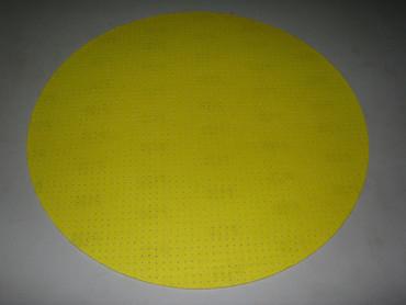 10x Schleifpapier ø 406 mm perforiert Korn 60 80 100 120 150 Klett Menzer 400 – Bild 1