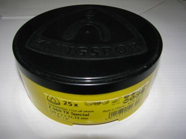50 Klingspor Z 960 TX Special Trennscheibe 125 x 1,0 Inox Flexscheibe Edelstahl – Bild 3