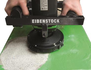 Eibenstock Betonschleifer EBS 1802 SH + PKD 125 Beton Estrich Estrichschleifer – Bild 9