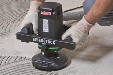 Eibenstock Betonschleifer EBS 1802 SH + PKD 125 Beton Estrich Estrichschleifer – Bild 10
