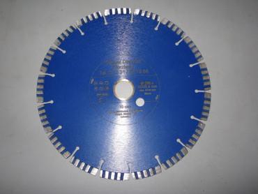 Diamantscheibe ø 250 BETON Laser-Turbo Diamant Trennscheibe Diamanttrennscheibe  – Bild 1