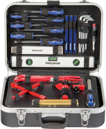 Projahn Sanitär-Werkzeugkoffer-Set 95 tlg. Werkzeug Koffer 8685 Werkzeugtasche – Bild 1