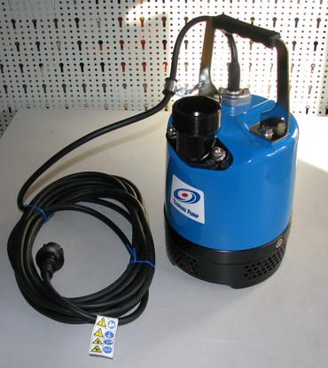 Schmutzwasserpumpe Tsurumi LB480 Tauchpumpe 230 V Baupumpe Pumpe LB 480 tragbar – Bild 1