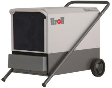 Kroll Luftentfeuchter TE 40 Bautrockner 40 l / 24 Std Trockner Entfeuchter Luft