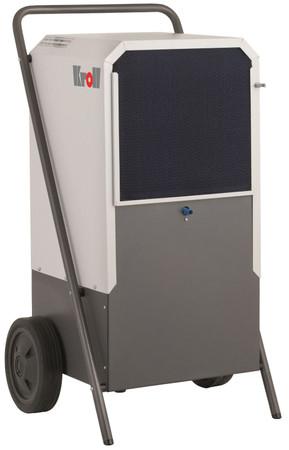 Kroll Luftentfeuchter TE 80 Bautrockner 80 l / 24 Std Trockner Entfeuchter Luft