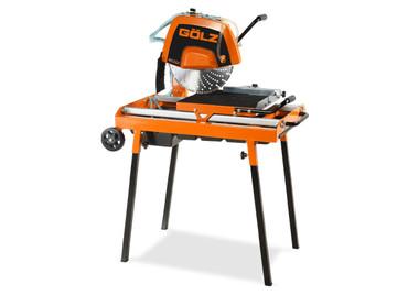 Tischsäge Gölz MS 350 C Compact L 560mm + Trennscheibe Beton Steintrennmaschine – Bild 1