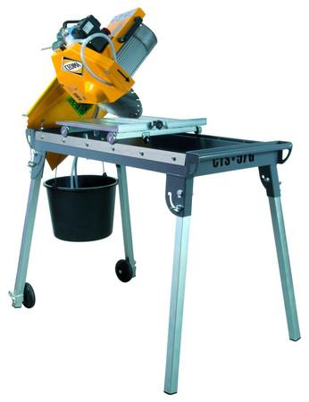 CEDIMA Tischsäge CTS-57 G Trennsäge klappbar Steintrennsäge Tischkreissäge Säge – Bild 1