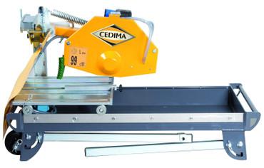 CEDIMA Tischsäge CTS-57 G Trennsäge klappbar Steintrennsäge Tischkreissäge Säge – Bild 3