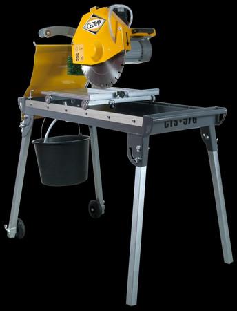 CEDIMA Tischsäge CTS-57 G Trennsäge klappbar Steintrennsäge Tischkreissäge Säge – Bild 4