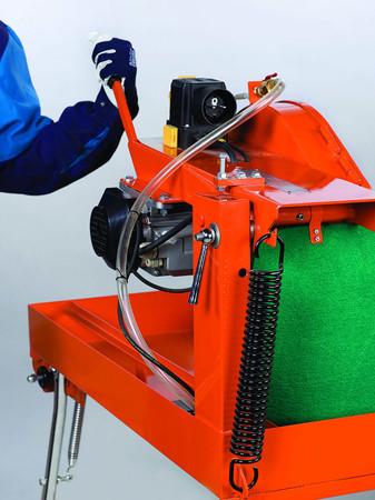 NORTON Clipper Tischsäge CGW Compact Trennsäge Trennmaschine + 2x Scheibe 350 mm – Bild 4