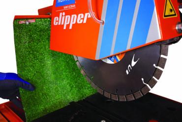 NORTON Clipper Tischsäge CGW Compact Trennsäge Trennmaschine + 5x Scheibe 350 mm – Bild 8
