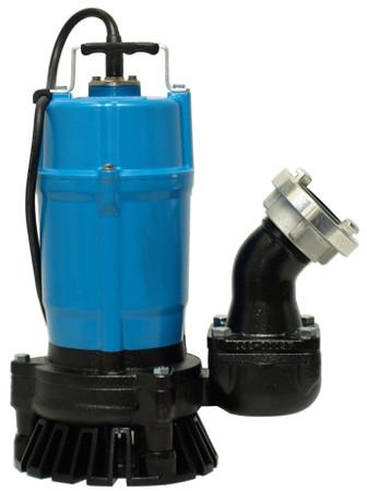 Schmutzwasserpumpe Tsurumi HS2.75S Tauchpumpe 230 V Baupumpe Pumpe HS 2.75 S – Bild 1