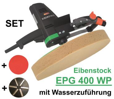 Eibenstock Putzbearbeitung Putzglättmaschine EPG 400 WP Wasser Putzmaschine SET2 – Bild 1