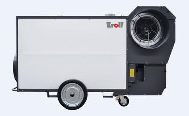 Kroll Warmlufterzeuger M 200 Öl-Heizer 10200 m³/h 173 kW Hallenheizung Heizgerät