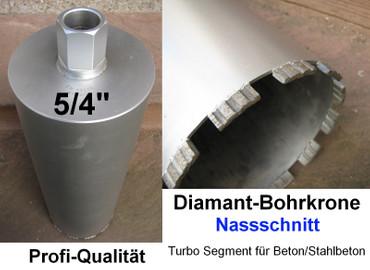Kernbohreinheit CARDI 200 im SET mit Kernbohrer BETON Turbo Diamant-Bohreinheit inkl. Diamantbohrkrone ø nach Wahl und Befestigungs-Set – Bild 4