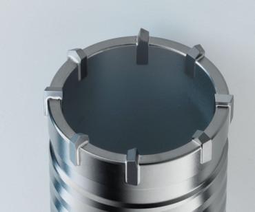 Projahn PROConnect Hammer-Hohlbohrkrone ø 90 x 290 mm SDS-max Bohrkrone 81390290 – Bild 3