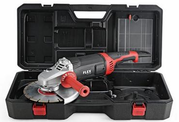 Flex L 26-6 230 T-REX Winkelschleifer 2600 Watt SoftVib + 1x Dia-Scheibe BETON  – Bild 1
