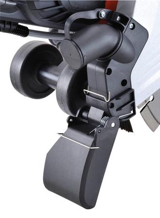 Diamant-Handtrennsäge AGP C14 ohne Blatt 350 mm Nasssäge Wandsäge Handsäge C 14 – Bild 3