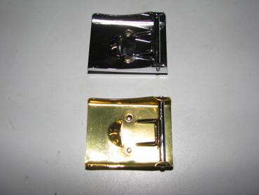 5x FHB Zunft Koppelschloss DACHDECKER 3x gold und 2x silber Koppelschloß Koppel – Bild 6