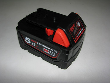 MILWAUKEE M18 CAG125X-502X Akku-Winkelschleifer 125mm FUEL 18 V 5.0 Ah Li-Ion + HD Box – Bild 6