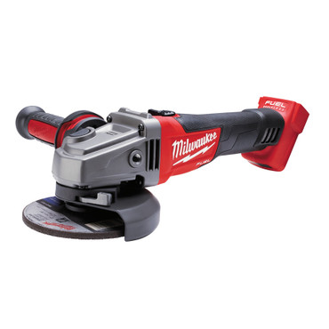 MILWAUKEE M18 CAG125X-502X Akku-Winkelschleifer 125mm FUEL 18 V 5.0 Ah Li-Ion + HD Box – Bild 2