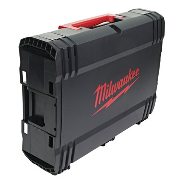 MILWAUKEE M18 CAG125XPDB-502X Akku-Winkelschleifer 125mm FUEL 18 V 5.0 Ah Li-Ion + HD Box mit Totmannschalter, Wiederanlaufschutz und Rapid Stop – Bild 5