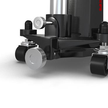 MENZER Randschleifmaschine RSM 150 GRAU Rand Schleifmaschine inkl. Vorsatz kurz + lang – Bild 5