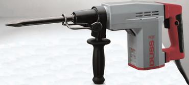 DUSS Meißelhammer PK 45 Set Abbruchhammer 4,5 kg - 16mm 6-Kant 710 Watt 100 kg/h – Bild 1