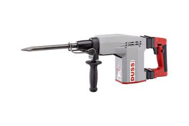 DUSS Meißelhammer PK 45 A Set Abbruchhammer 4,9 kg 16mm 6-Kant 710 Watt 100 kg/h – Bild 1