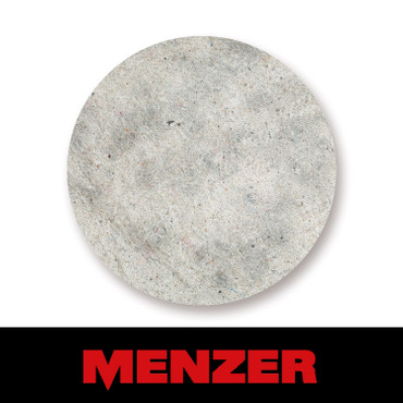 10x Filzpad ø 406 mm FILZ Aufsaug-Pad Ölpad Öl Einscheibenmaschine Menzer ESM